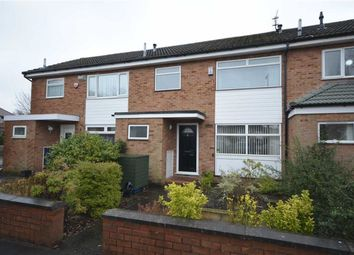 Thumbnail 3 bed terraced house for sale in Whirley Close, Heaton Chapel, Stockport, Greater Manchester