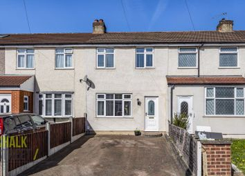 Thumbnail 3 bed terraced house for sale in Northumberland Avenue, Hornchurch
