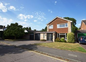 Thumbnail 3 bed detached house for sale in Charthouse Road, Ash Vale