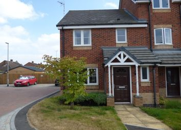 Thumbnail 3 bed property to rent in St. Francis Close, Hinckley
