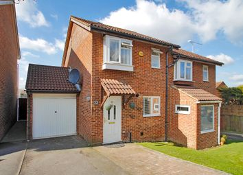 Thumbnail 2 bed semi-detached house to rent in Otford Close, Crawley