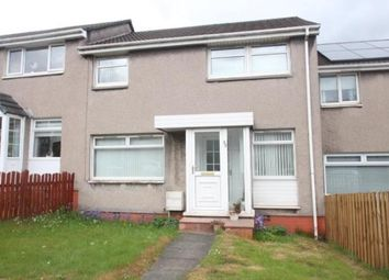 Thumbnail 3 bed terraced house for sale in Coursington Gardens, Motherwell, North Lanarkshire