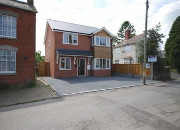 Thumbnail 4 bed detached house for sale in Victoria Road, Ledbury, Herefordshire