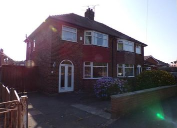 Thumbnail 3 bed semi-detached house for sale in Langdale Road, Runcorn, Cheshire