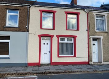 Thumbnail 3 bed terraced house for sale in Church Street, Rhymney, Tredegar