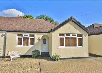 Thumbnail 2 bed semi-detached bungalow for sale in Celia Crescent, Ashford, Surrey