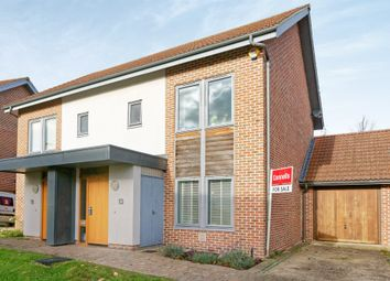 Thumbnail 4 bed semi-detached house for sale in Sorting Lane, Basingstoke