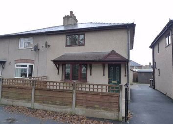 Thumbnail 3 bed semi-detached house to rent in Cross Street, Buxton, Derbyshire