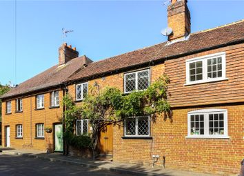 3 bed terraced house for sale in The Street, Puttenham, Guildford, Surrey GU3