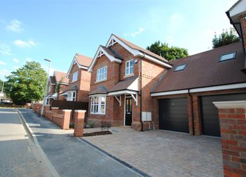 Thumbnail 4 bed semi-detached house to rent in Trident Road, Leavesden, Watford