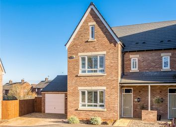 Thumbnail 4 bed semi-detached house for sale in Woodland Place, Ripon, North Yorkshire