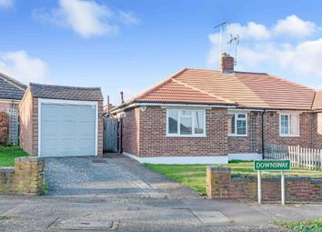 2 bed semi-detached bungalow for sale in Downs Way, Orpington, Kent BR6