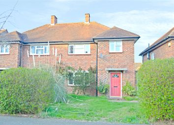 Thumbnail 3 bed semi-detached house for sale in Coleridge Road, Croydon