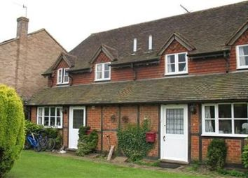 Thumbnail 3 bed cottage to rent in Kenya Court, Horley Row, Horley