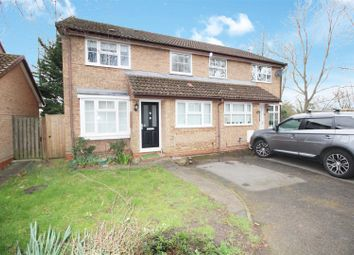 The Campions, Borehamwood WD6. 3 bed semi-detached house