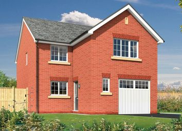 Thumbnail 4 bed detached house for sale in The Nelson Lawton Green, Alsager, Stoke-On-Trent