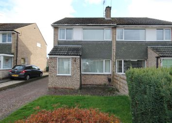 Thumbnail 3 bed semi-detached house for sale in Ash Lane, Haxby, York, North Yorkshire