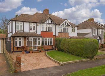 Tattenham Grove, Epsom Downs, Surrey KT18. 4 bed semi-detached house for sale