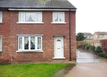 Thumbnail 3 bed semi-detached house for sale in Overdale Road, Wombwell