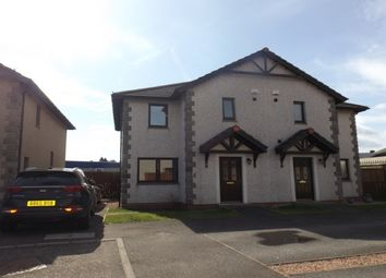 Thumbnail 3 bed semi-detached house to rent in Lintrathen Court, Dundee