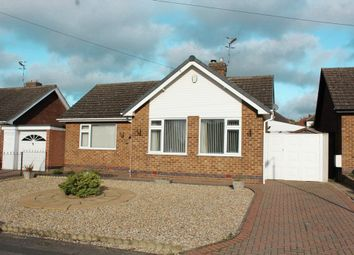 Thumbnail Detached bungalow for sale in Violet Avenue, Newthorpe