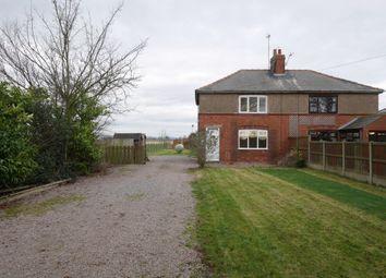 Thumbnail 3 bed semi-detached house to rent in Faxfleet Lane, Faxfleet, Goole
