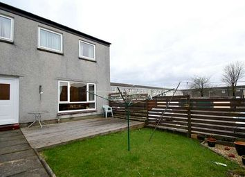 Thumbnail 3 bedroom end terrace house for sale in 13 Ashiestiel Road, Cumbernauld, Glasgow