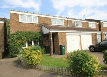 Thumbnail 4 bed semi-detached house for sale in Bedale Close, Crawley