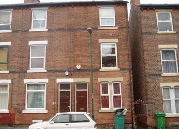 Thumbnail Property to rent in Thurgarton Street, Sneinton, Nottingham
