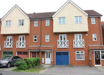 Thumbnail 3 bedroom town house for sale in Sherman Gardens, Chadwell Heath, Romford