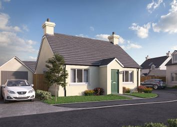 Thumbnail 2 bed detached bungalow for sale in The Fairmeadow, Plot 10 Triplestone Close, Sir Benfro Development, Herbrandston