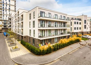 Thumbnail 1 bed flat for sale in Bradfield Close, Woking, Surrey