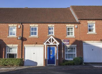 Thumbnail 3 bed terraced house for sale in Neville Close, Gainford, Darlington, Durham