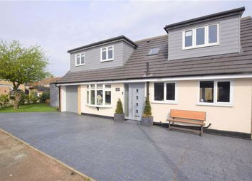Thumbnail 4 bed detached house for sale in Northolme Close, Grays, Essex