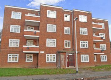 Thumbnail 3 bed flat for sale in Bradwell Close, London