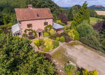 Thumbnail 5 bed farmhouse for sale in Habberley, Pontesbury, Shrewsbury