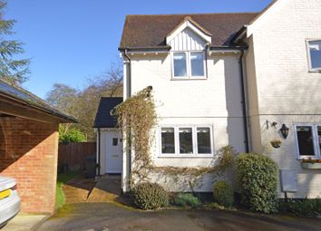 Thumbnail 2 bed semi-detached house for sale in Arford Road, Headley, Bordon