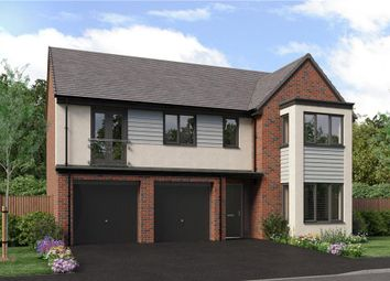 "Thumbnail 5 bedroom detached house for sale in ""The Buttermere"" at Bristlecone, Sunderland"