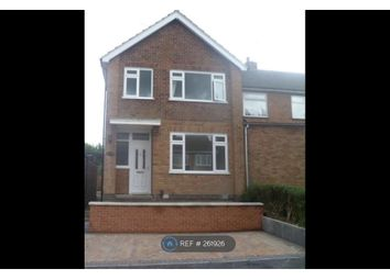 Thumbnail 3 bed semi-detached house to rent in Harrowgate Drive, Leicester