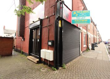 Thumbnail Commercial property to let in Twycross Street, Leicester