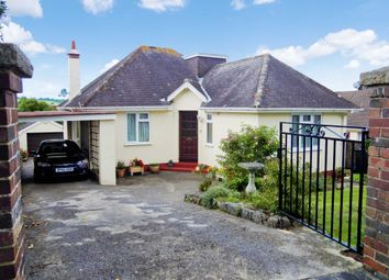 Thumbnail 4 bed detached bungalow for sale in Beechwood Avenue, Newton Abbot