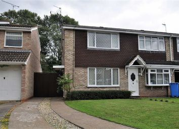Thumbnail 2 bed semi-detached house for sale in Quendale, Wombourne, South Staffordshire