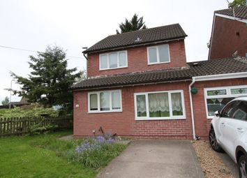 Thumbnail 3 bed detached house for sale in Mill Heath, Bettws, Newport