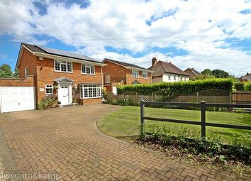 Thumbnail 4 bed detached house for sale in White Waltham, Maidenhead