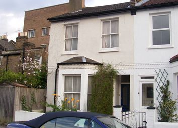Thumbnail End terrace house to rent in Harcourt Road, Wimbledon