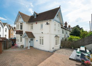 Thumbnail 5 bed end terrace house for sale in Harbour Street, Whitstable, Kent