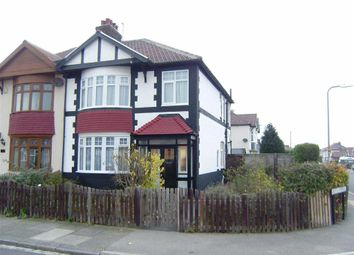 Thumbnail 3 bed semi-detached house to rent in Oakland Avenue, Hartlepool