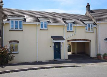 Thumbnail 2 bed terraced house for sale in Robin Drive, Launceston