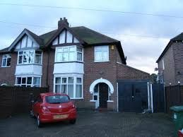 Thumbnail 4 bed semi-detached house to rent in St Helens Road, Leamington Spa