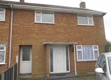 Thumbnail 2 bed end terrace house to rent in St. Martins Close, Wolverhampton